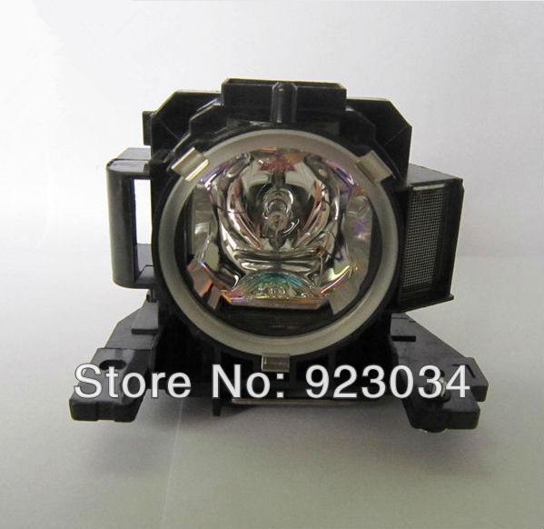 DT00911 lámpara con la vivienda para HITACHI CP-WX400 WX410 X201 X206 X301 X306 X401 180Day garantía