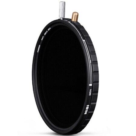 NiSi Einstellbare Variable MC ND Filter 67/72/7782mm Fader Rund Neutral Density Grau Runde Filter nd8-1500 multilayer beschichtung
