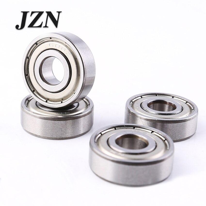 602ZZ teniendo ABEC-1 10 piezas 2x7x3,5 MM 602Z miniatura rodamientos de bolas 602 ZZ