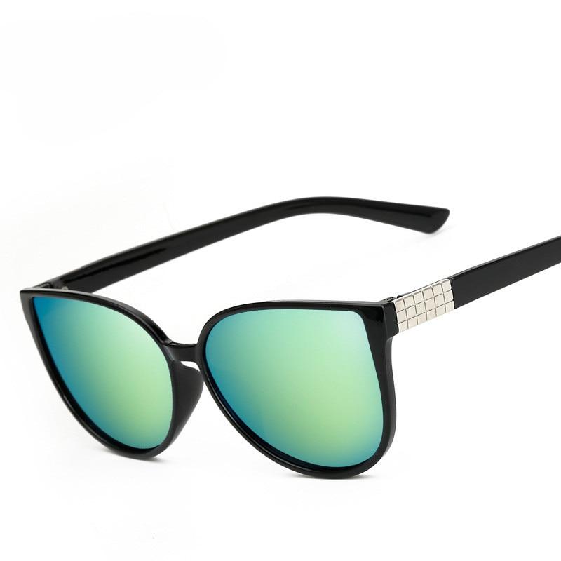 MXDMY  Brand Design Women Cat eye UV Sunglasses Female Sun Glasses Retro Style Shades Glasses Oculos