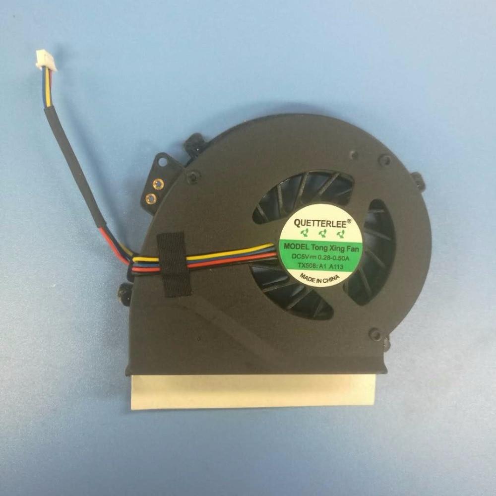 Nuevo ventilador de CPU original para Acer Extensa 5235 5635 5635ZG ZR6 ordenador portátil cpu ventilador de refrigeración AB0805HX-TBB CWZR6 MF60090V1-C120-S99