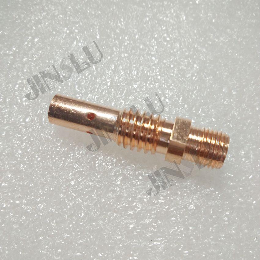 10 шт. держатель контактного наконечника для сварочной горелки MAG/MIG CO2 200 А, стиль Pana