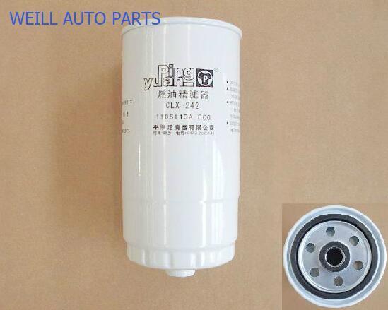 WEILL 1105110A-E06 tapa de montaje de filtro de combustible para great wall 2.8TC motor