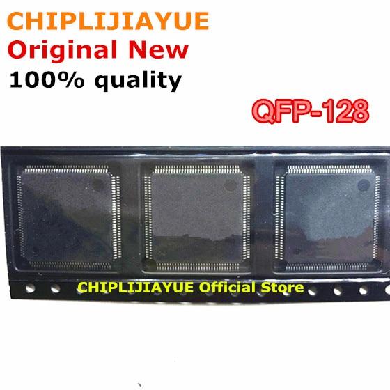 (5 piezas) 100% nuevo NPCE795LAODX NPCE795PAODX NPCE795LA0DX NPCE795LA0DX NPCE795 QFP-128 chip IC original Chipset BGA en Stock