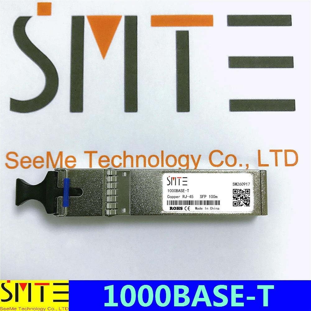Compatible con Allied Telesis AT-SPTX 1000BASE-T cobre RJ-45 100m módulo transceptor SFP