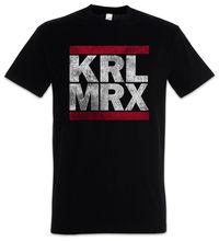 KRL MRX T-SHIRT Karl kcommunity ismus Sozialismus Marx révolution Castro lénine Engels