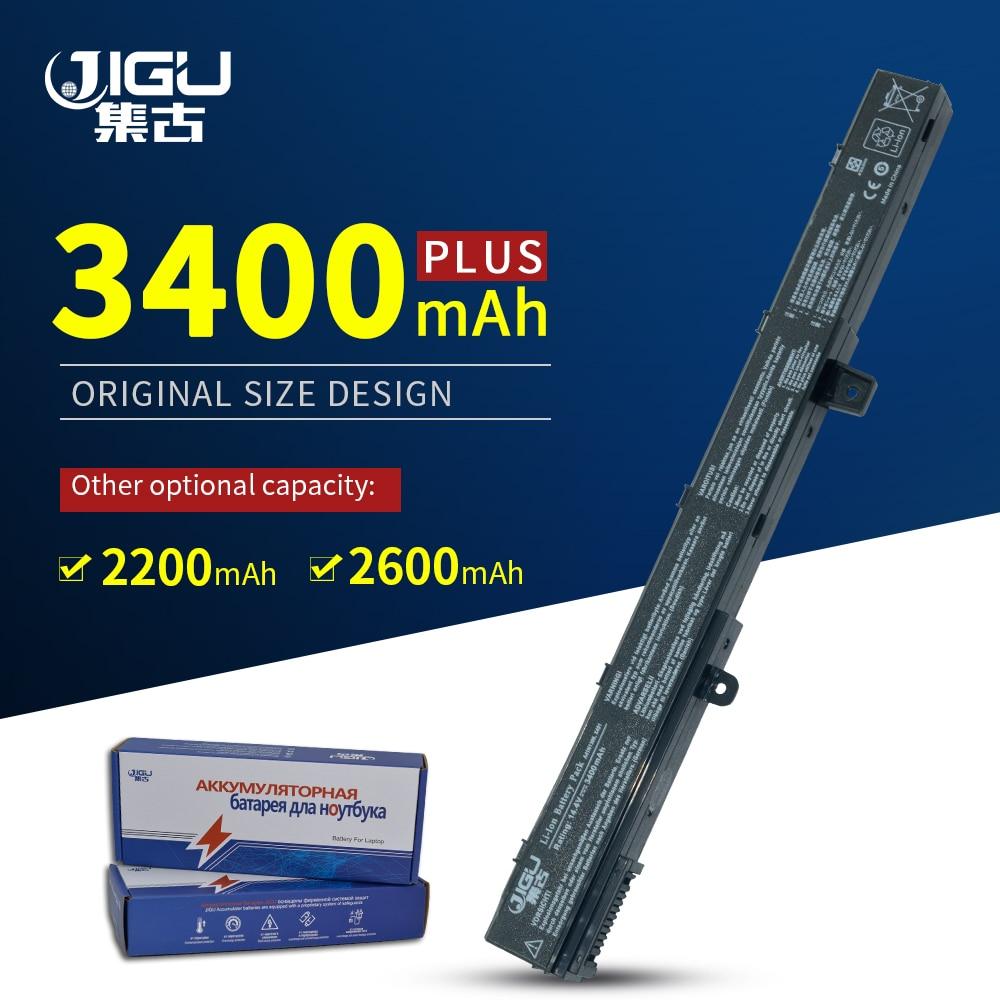 JIGU, batería para ordenador portátil, A41N1308 A31N1319 0B110-00250100 X551M para Asus X451 X551 X451C X451CA X551C X551CA serie