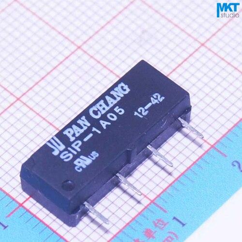Interrupteur relais   Miniature SPST 50 pièces, interrupteur de relais sur PCB