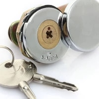 high quality door lock useful steady cam lock padlock for security door cabinet mailbox drawer cupboard camlock 16mm 2 keys