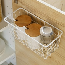 Iron art Makeup Organizer Kitchen Bottle Basket Cosmetic Organizer Makeup Box Towel Makeup Storage Bathroom Table Organizer