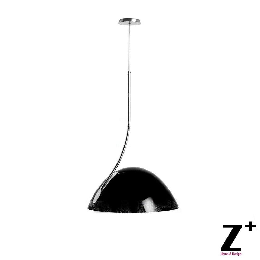 Реплика изделия, потолочная лампа T-2955 Estiluz Pluma, потолочная лампа rion, черная, белая, Подвесная лампа