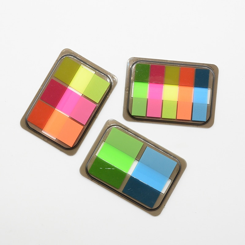 60 unids/lote Memo Pad Notas Adhesivas pegatinas Kawaii blocs de Notas Adhesive...