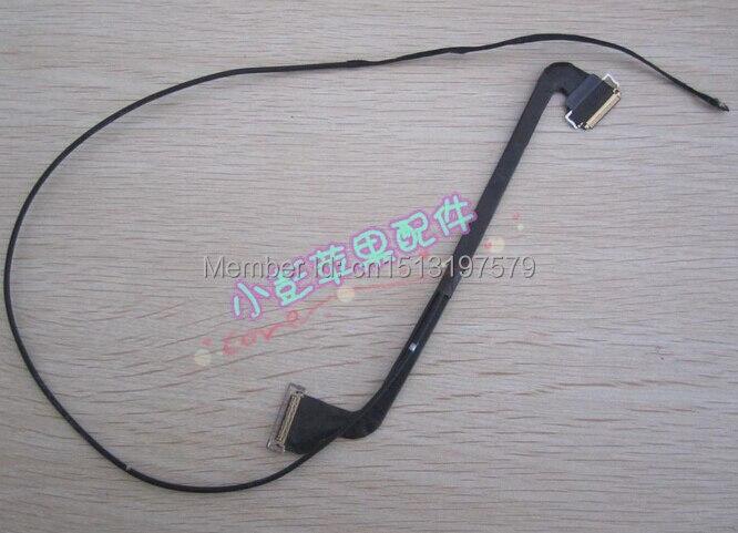 Original para Macbook A1342 MB207 MC516 LED cable plano flexible para LCD cable