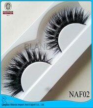 UPS free shipping 300Pair Eyelashes 3D Mink Lashes natural handmade volume soft lashes long eyelash extension real mink eyelash