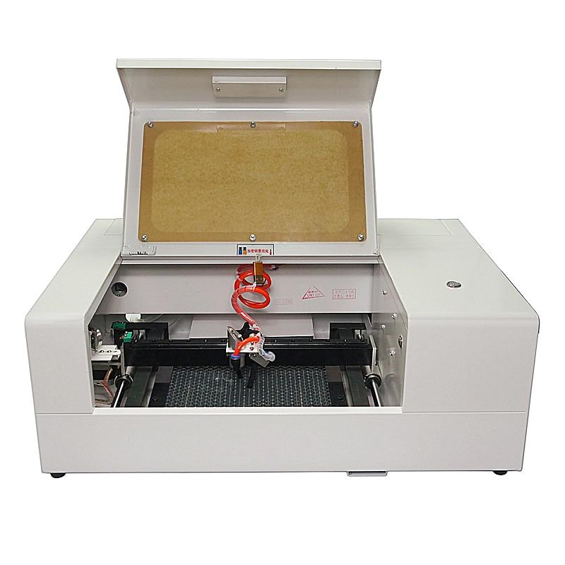 ماكينة حفر بالليزر LY 2015 co2, بوظيفة واقية لشاشة الزجاج المقسى متنقلة 30 وات