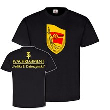 Été Style mode hommes T-Shirts occasionnels Wachregiment Feliks Dzierzynski rda sécurité Stasi Infanterieregiment Berlin t-shirts vierges