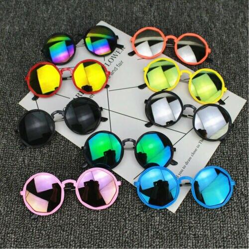 Pudcoco 2019 Nova Marca Crianças Meninos Meninas óculos de Sol Piloto Lentes Tonalidades UV400 Acessórios