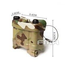 Modèle factice extérieur de boîte de boîtier de batterie de la tactique PVS31 de FMA pour des lunettes de Vision nocturne de casque
