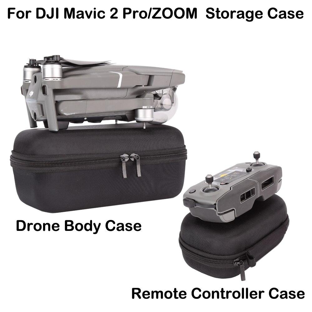New Arrival Portable Bag Drone Body and Remote controller Case for DJI MAVIC 2 PRO Mavic 2 ZOOM for DJI Drone Flight Storage Box