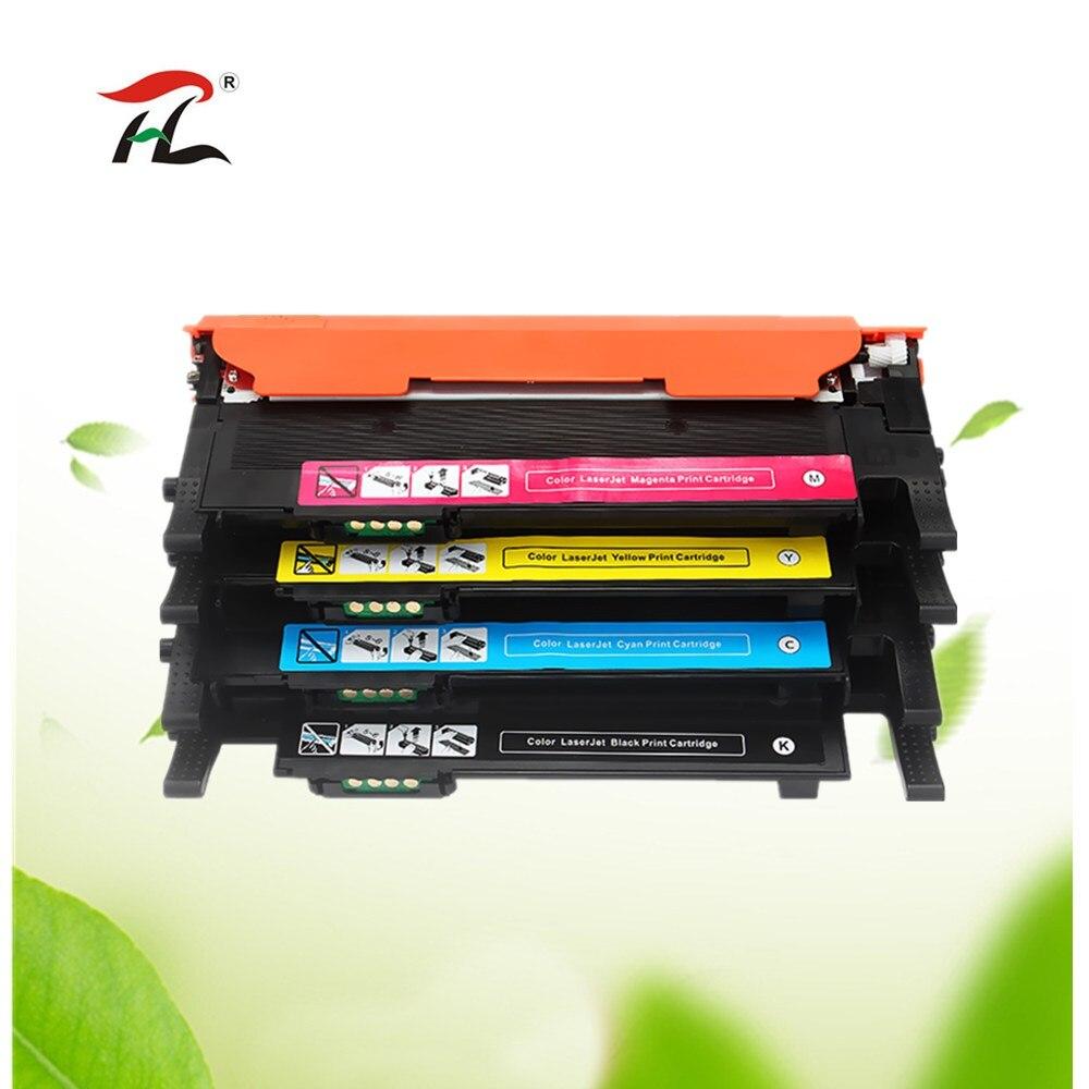 1PK Compatible cartucho de tóner CLT-406s K406s para Samsung Xpress C410w C460fw C460w CLP 365w CLP-360 CLX 3305 3305fw clt-k406s