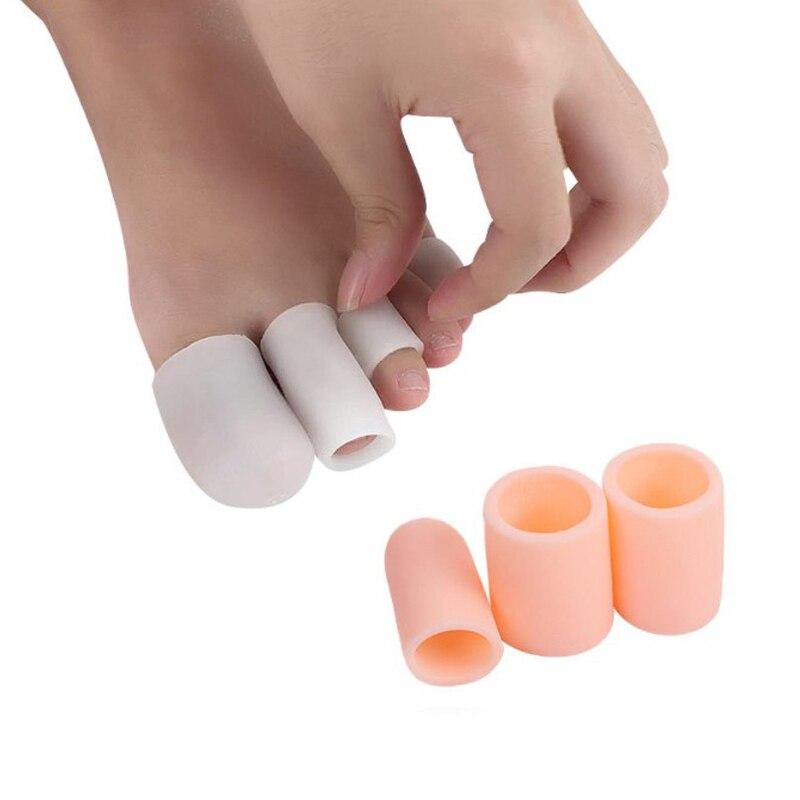 Venda quente Conjunto de calos dos pés de cuidados Big toe eversão Do polegar na ponta dos dedos dos pés sobrepostos Brigas conjunto