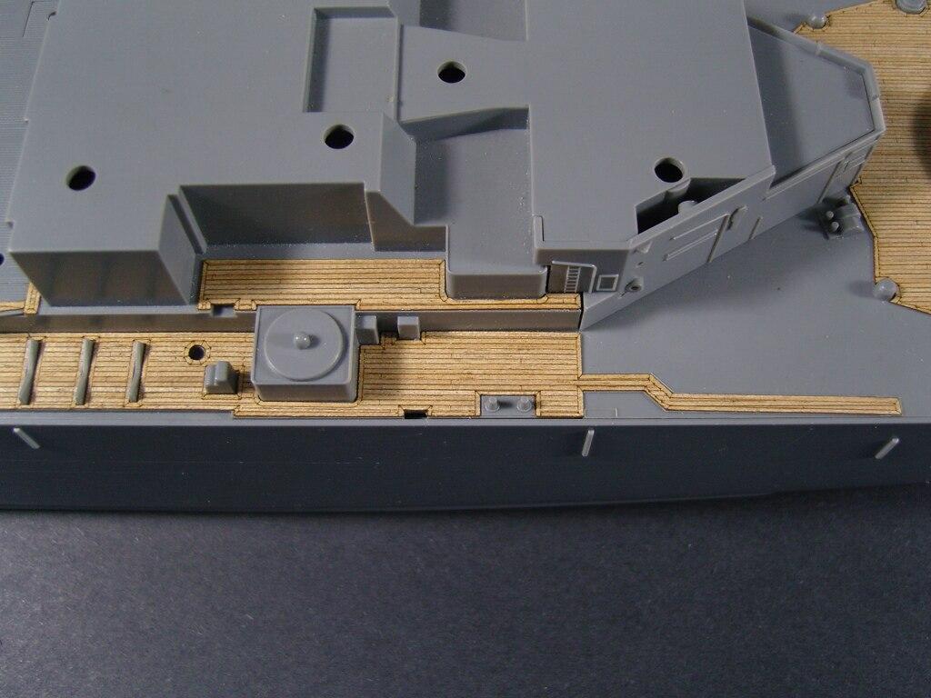 ARTWOX 7801778028 Tamiya battleship americano nuevo Jersey cubierta de madera AW10079