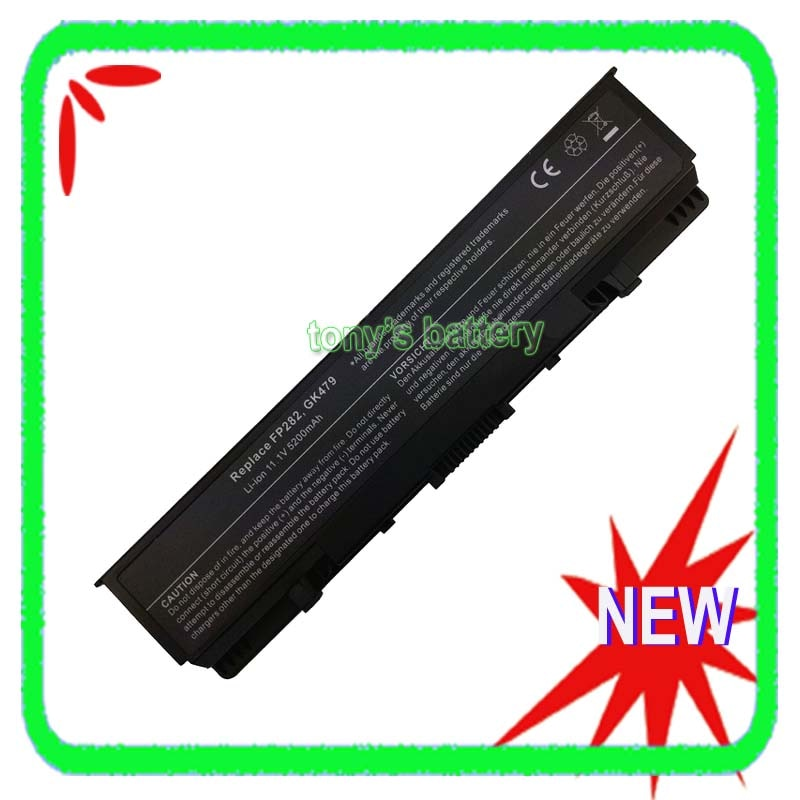 Новый аккумулятор GK479 FK890 для Dell Inspiron 1520 1521 1720 1721 Vostro 1500 1700 FP282 451-10476