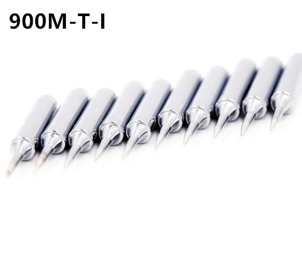 SZBFT 10 X бессвинцовый сменный паяльник 900M-T-I наконечники для паяльной станции Бесплатная доставка
