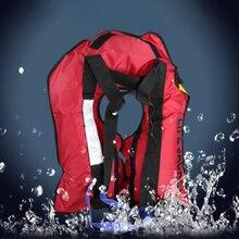 Automatische Aufblasbare Schwimmweste Bademode Jacke Angeln Weste Kajak Bootfahren Rettungs Jacke Berufs Schwimmen Leben Weste