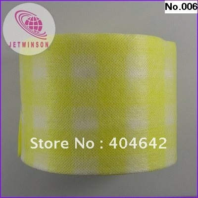 1X rollo 18 metros Super tamaño arte de uñas pelusa toallitas removedor de pañuelos limpiador de uñas 11 cm x 1800 cm
