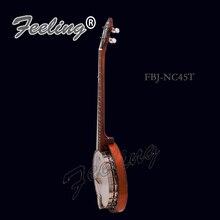 FeelingFBJ-NC45T FiveStrings bleu-grassBanjo mandoline
