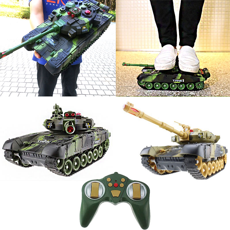 Juego de decoración para cultivar interés Multicolor 1 Juego de coches tanque de juguete fresco realista
