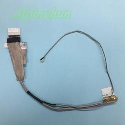 Aipinchun New Wistron DL340 LVDS Cabo de Dell E3440 L3440 DL340 Tela Do Laptop LCD Cabo P/N 50.46O01.001