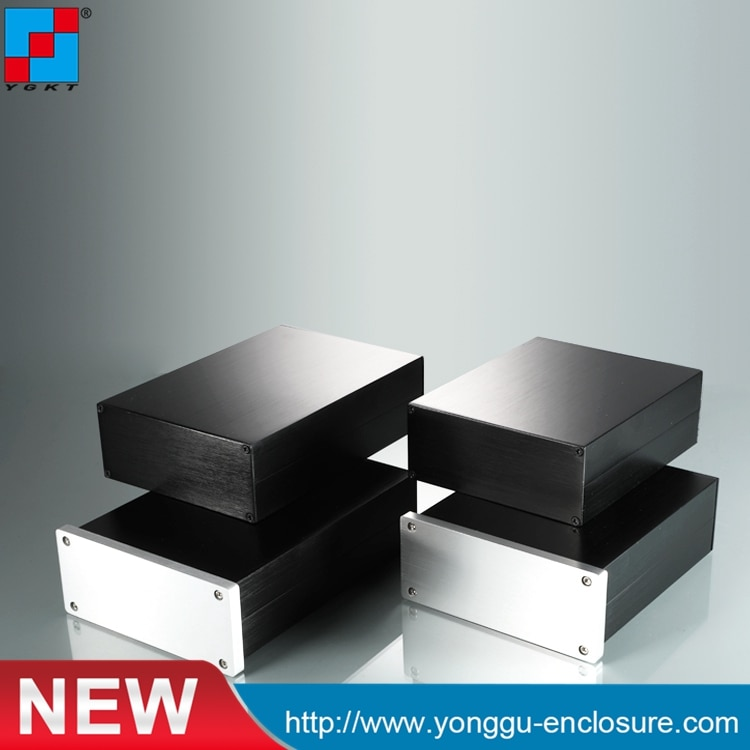 125*51-150mm (Bxhxt) Nach Power Box Aluminium Gehäuse Für PCB