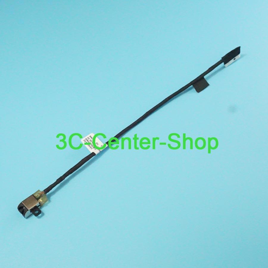 1 Uds conector de enchufe DC para Dell Inspiron 5565 5567 i5565 5566 i5567-4563GRY BAL30 R6RKM DC