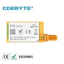 E32-868T30D Lora longue portée UART SX1276 SX1278 868mhz 1W SMA antenne IoT uhf sans fil émetteur-récepteur récepteur RF Module