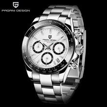 PAGANI DESIGN 2019 montre à Quartz haut marque de luxe hommes montre relógio masculino étanche sport montre relogio masculino