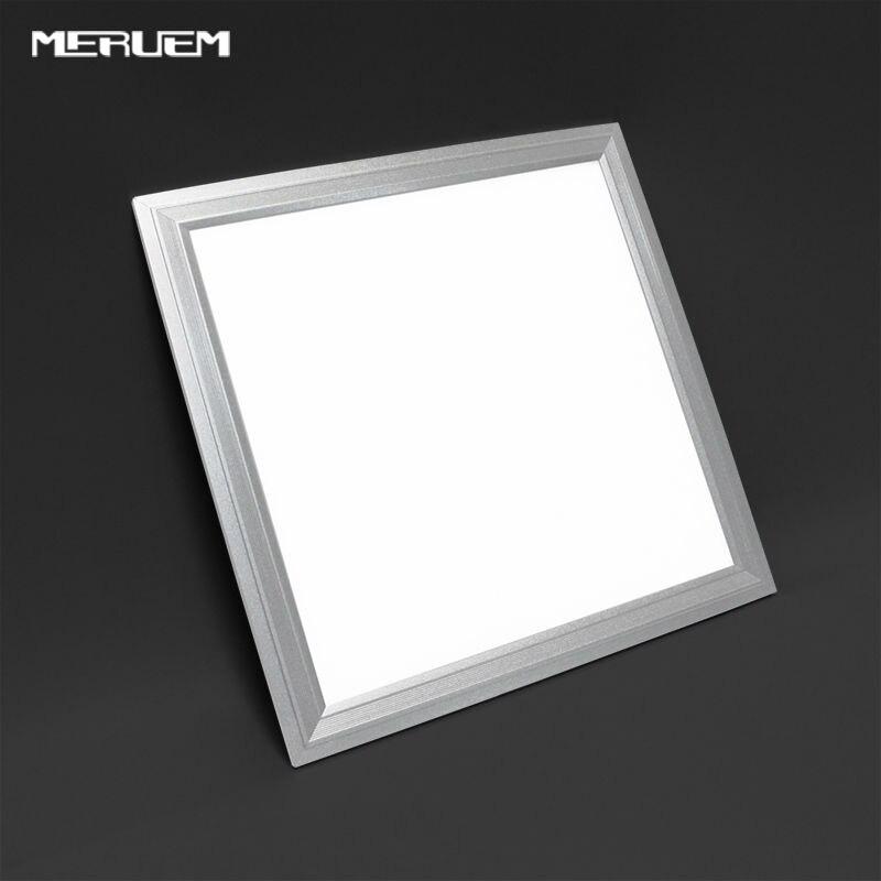 Free shipping 4pcs/lot 300x300mm  12W 18W 24W dimming LED Panel Light ultra-thin LED Flat lighting  panel lights 9mm Thick