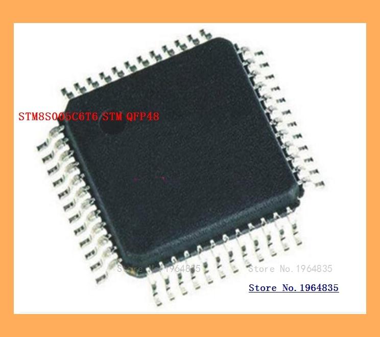 STM STM8S005C6T6 QFP48