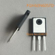 3 pcs/lot NOUVEAU FGH60N60SFD FGH60N60 SFD POUR 247 IGBT600V