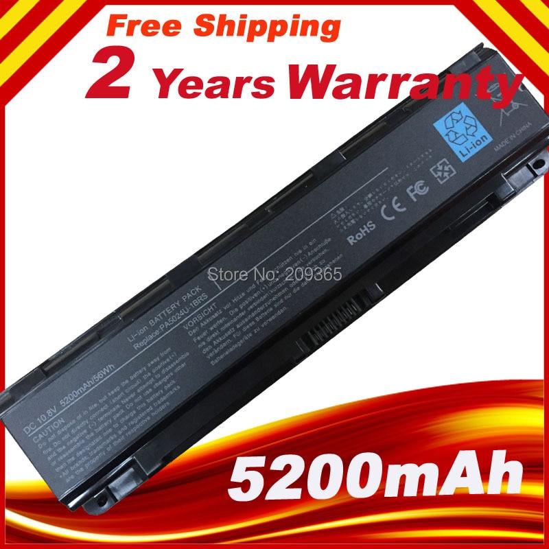 Batería del ordenador portátil para Toshiba Satellite C800 C840 C850 C870 L800 L830 L840 L850 L870 M800 M840 P800 P840 P850 P870 C855