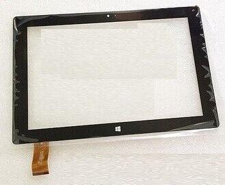 "Nuevo digitalizador de pantalla táctil para 10,1 ""wins Tablet ostras T104W 3g HK10DR2590 panel táctil Sensor de vidrio reemplazo envío gratis"