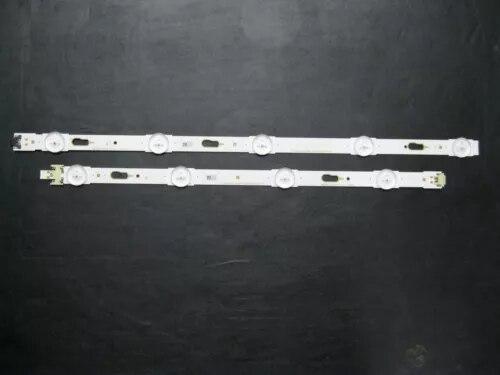 8 pces 813mm led luz de fundo 9leds LM41-00117N LM41-00117M para sa msu ng un40j6500 ue40j6370 40 tv tv e88441 s_5j63_40 150108