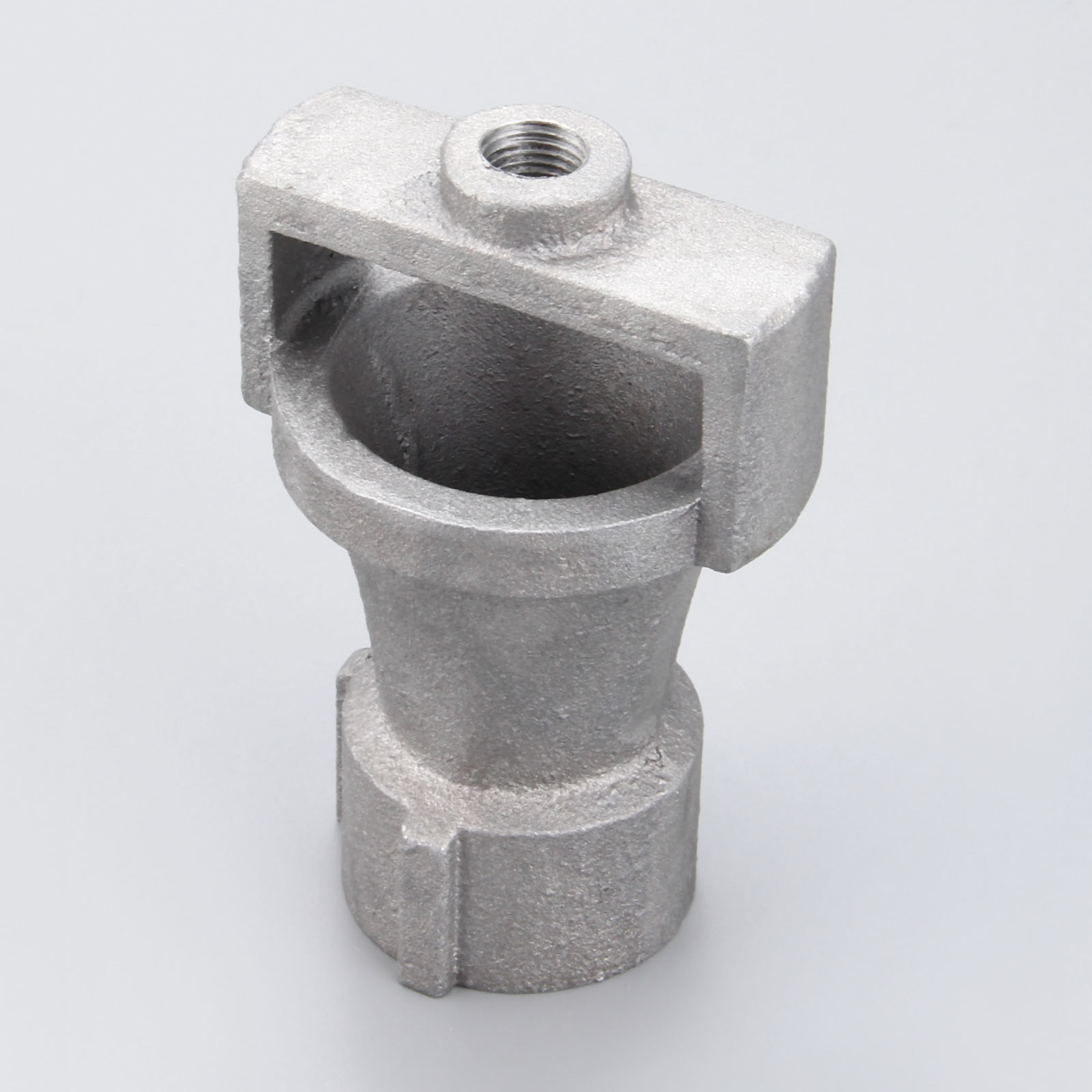 Gas Industry Boiler Heaters Burner Replacements Cast Alumium Venturi Parts 1 BSP 1/4 Thread