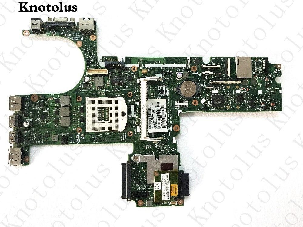 613294-001 para hp probook 6450b 6550b placa base de computadora portátil ddr3 6050a2326601-mb-a02-001 envío gratis 100% prueba ok
