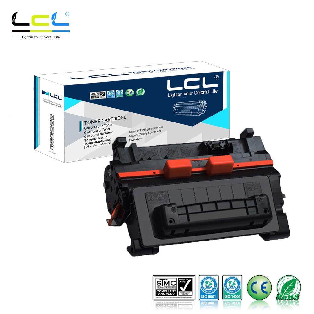 Cartucho de tóner láser LCL 90A CE390A CE 390A CE390A (1 paquete negro) Compatible con HP LaserJetM4555MFP/M601/M601n/M602n/m602nd