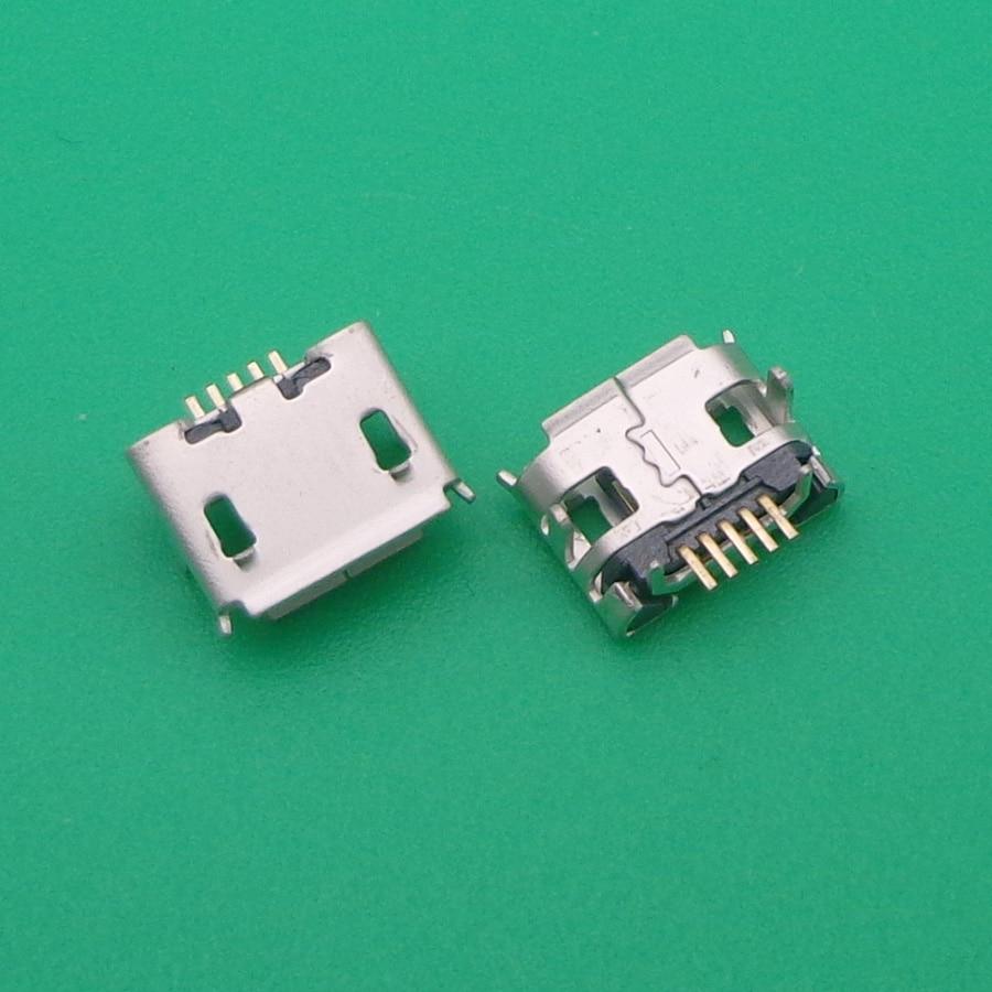 100 шт. Новинка для ASUS Memo Pad 7 ME172 ME172V Micro USB DC разъем для зарядки