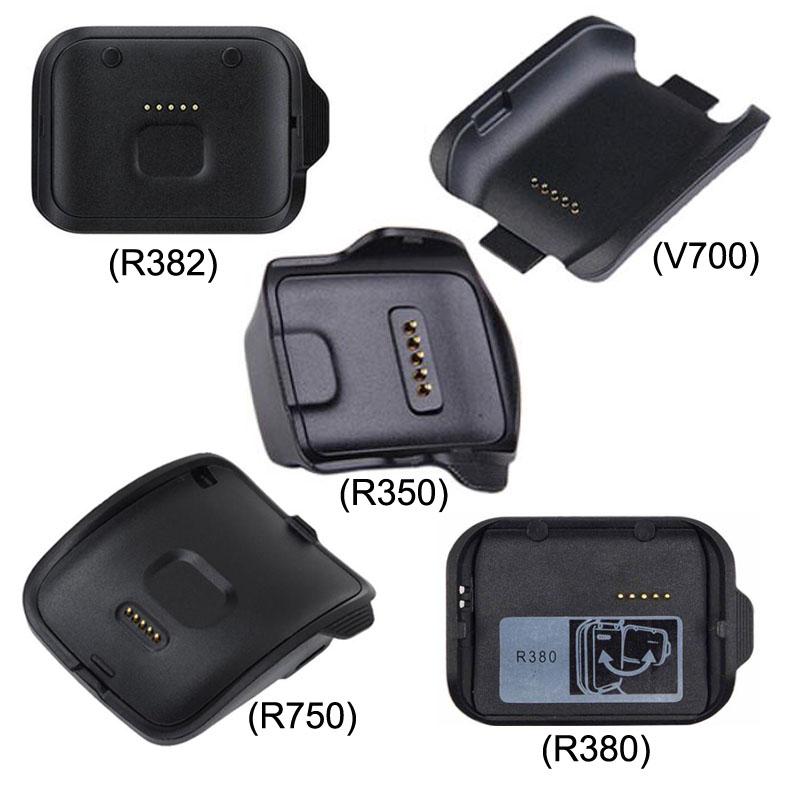 USB док-станция зарядное устройство адаптер зарядный кабель для Samsung Galaxy Gear V700 2/S Fit R350 / R380/ R750/ Live R382 Смарт-часы браслет
