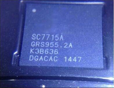 2PCS SC7731G SC7731 BGA