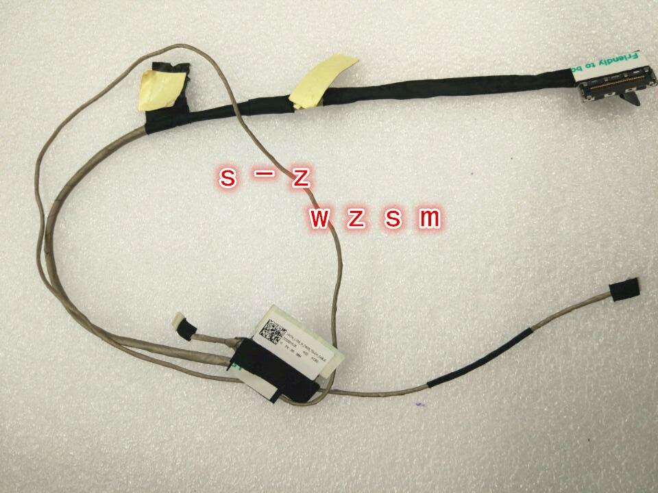 كابل شاشة LCD أصلي وجديد لكابل توشيبا L40 L45T DC02001PL00